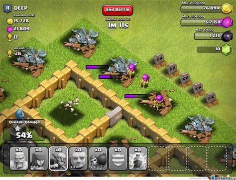 Clash Of Clans Memes - clash of clan players will know by carlorel4memes meme center