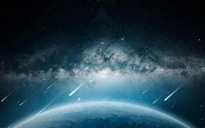 Macbook Wallpapers Retina Inch Space Rain Planet