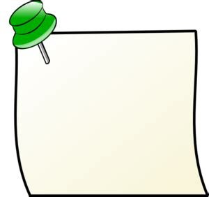blank notecard cliparts   clip art