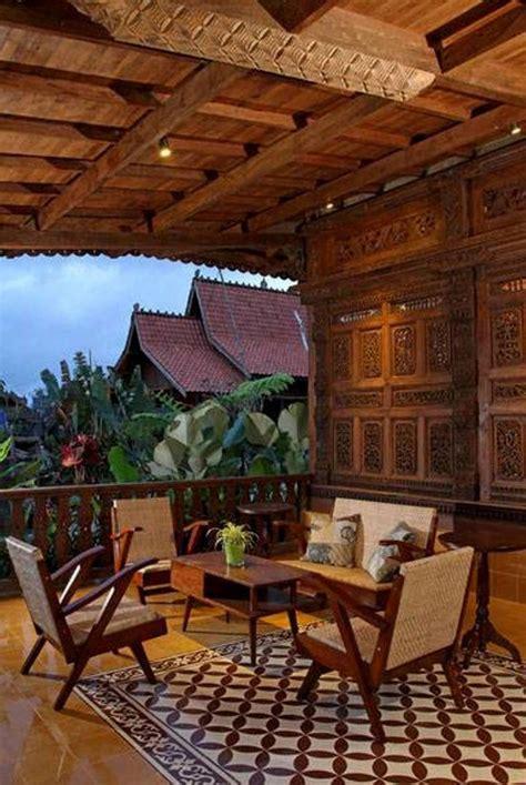 Termasuk interior minimalis, model minimalis 2 lantai 3 lantai dengan kolam. Desain Interior Rumah Tradisional yang Eksotis - Informasi ...