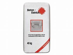 Estrich Beton 40 Kg Preis : beton estrich 40 kg ~ Michelbontemps.com Haus und Dekorationen