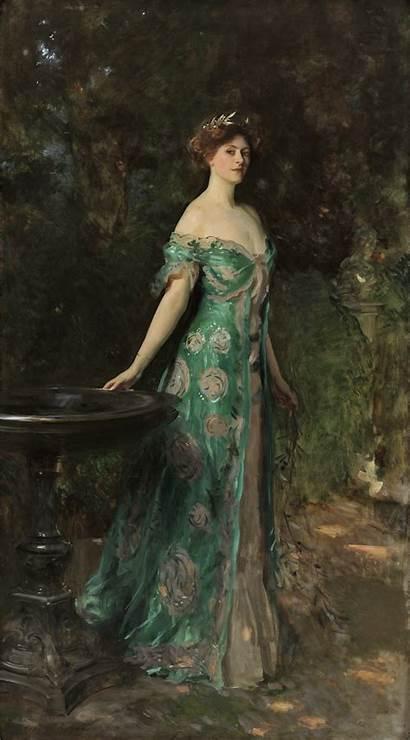 Sargent Singer John Portrait Sutherland Gower Duchess
