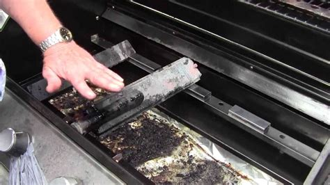 gas grill cleaning  repairs    youtube