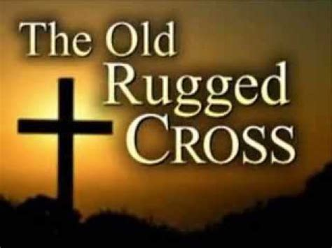 the rugged cross the rugged cross alan jackson roselawnlutheran