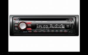 Sony Xplod 100db Drive S Cd Radio For Sale In Lucan