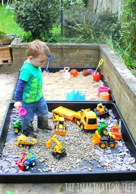 kinder outdoor spiele diy spielplatz f 252 r sensorische spielzeuge f 252 r kleinkinder