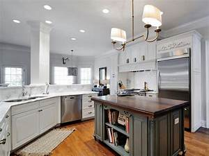 Updated white transitional kitchen artisan group hgtv for What kind of paint to use on kitchen cabinets for hgtv wall art