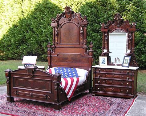 Bedroom Furniture Sets On Ebay by Historical President S Bedroom Set Ebay