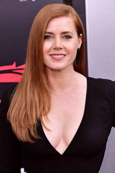 Red Hair Celebrities And Celebrity Redheads Glamour Uk