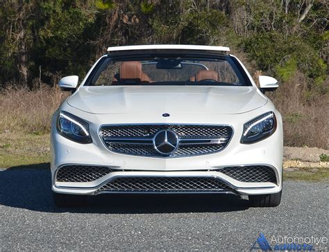2017 Mercedesamg S65 Cabriolet Review & Test Drive