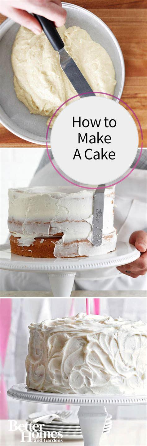 how to make a cake moist how to make a moist cake