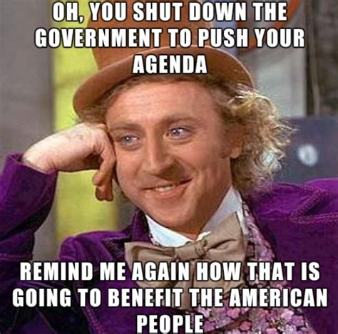 Government Memes - collection of the funniest government shutdown memes 25 pics