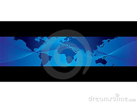 world business map banner royalty  stock photo image