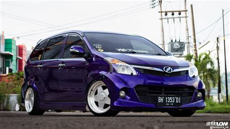 Modifikasi Avanza by Otonews World Modifikasi Toyota Avanza Veloz Gaul