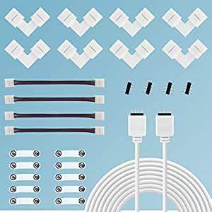 Led Strips Befestigen : plozoe led strip verbinder super produkt ~ A.2002-acura-tl-radio.info Haus und Dekorationen