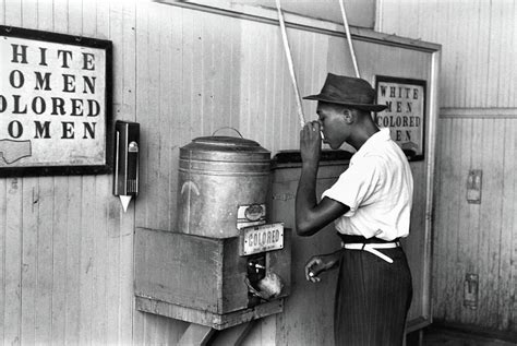 Jim Crow Laws, 1939 Photograph by Granger