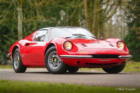 Ferrari Dino 246 Gts, 1972  Classicargarage Fr