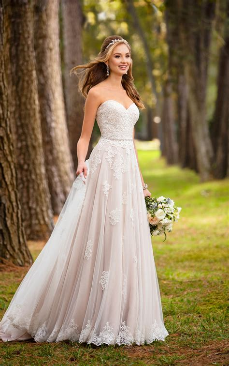 Boho Wedding Dresses Boho Wedding Gown Stella York
