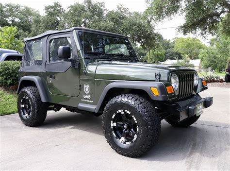 Jeep Picture by Used 2006 Jeep Wrangler 2dr Se For Sale 13 995 Select