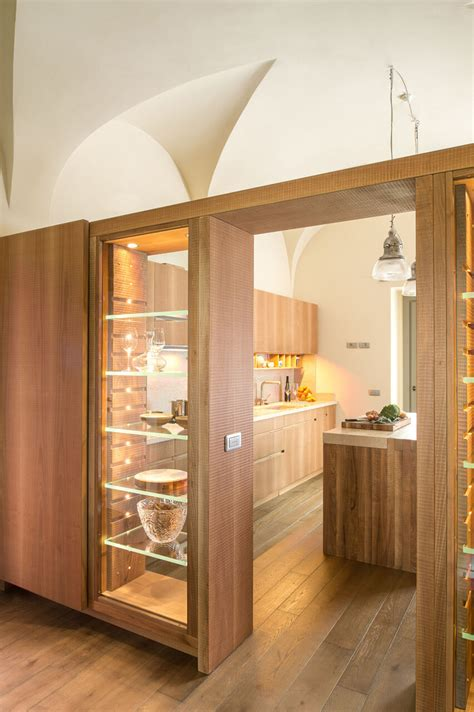 Cucine In Noce by Cucina In Noce Con Piano In Marmo Cucine Design Lusso In