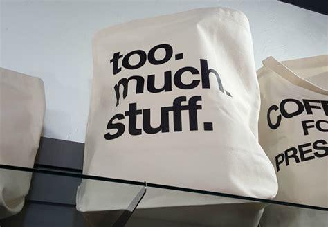 Too much stuff - Carol Cassara