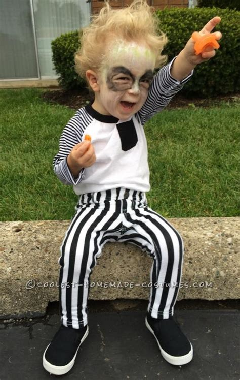 diy beetlejuice costume for a toddler toddler 186 | 88bbf03a0635e396e739c62608a2ded3