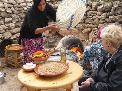cours de cuisine essaouira la ferme lalla abouch vous initie à la cuisine berbère à