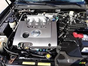 2002 Nissan Maxima Se 3 5 Liter Dohc 24