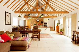 a modern barn conversion real homes With interior design ideas for barn conversions