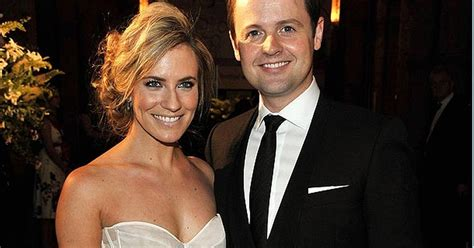 Declan Donnelly splits with girlfriend Georgie Thompson ...