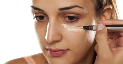 How To Apply Concealer Like A Pro Huffpost