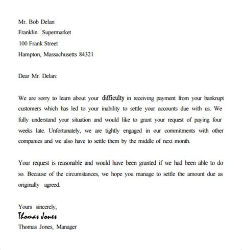 debt collection letter templates free 8 collection letter templates for free sle templates