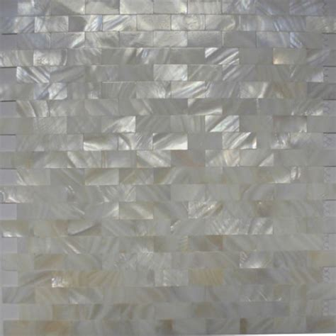 mother of pearl tiles kitchen wall backsplash white subway