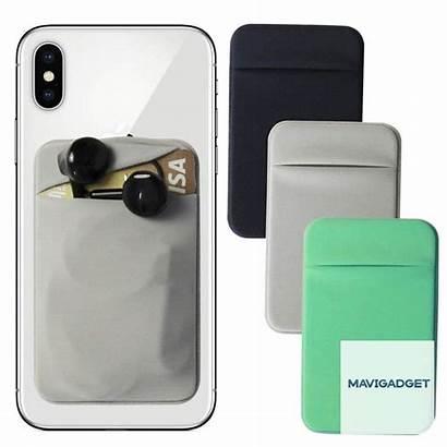 Phone Pocket Silicone Iphone Case Holder Mavigadget