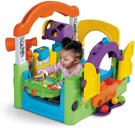 tikes activity garden new activity baby toddler learning play infant