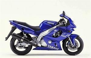 2000 Yamaha Yzf 600 R Thundercat