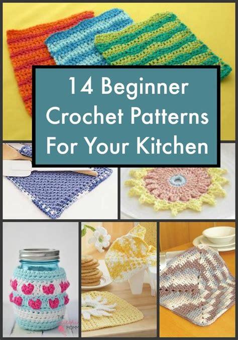 14 beginner crochet patterns for your kitchen favecrafts com