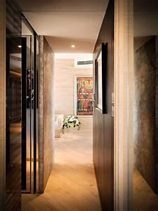 Small, Modern, Hallway, Design, Apartment