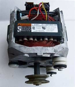 Maytag Admiral Crosley Motor With Pulley 35