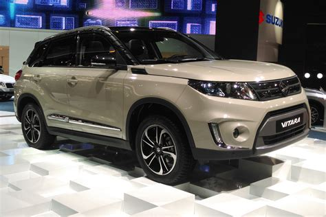 New Model by All New Suzuki Vitara Suv Launched Carbuyer