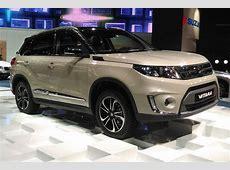 Allnew Suzuki Vitara SUV launched Carbuyer