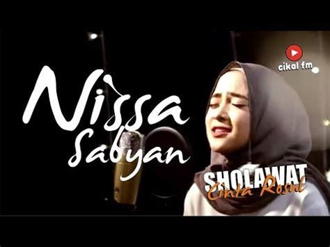 (536 Mb) Ya Rahman Nissa Sabyan  Stafaband Download