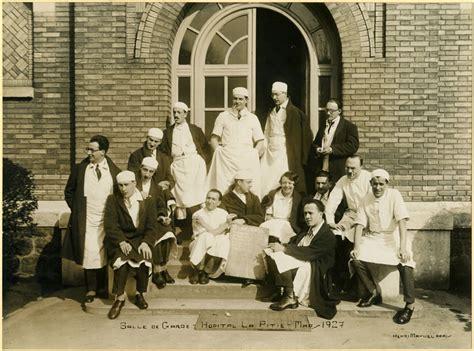 les album de l internat des hopitaux de 1927