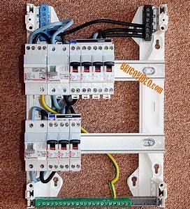 Tableau électrique Triphasé Legrand : branchement tableau electrique legrand tuto lectricit ~ Edinachiropracticcenter.com Idées de Décoration