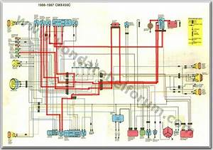 Wiring Diagram For 1986 Honda Trx 250