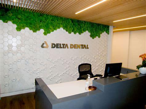 moss species gardens  biophilic design   office suite