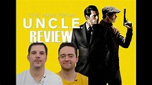 THE MAN FROM U.N.C.L.E. MOVIE REVIEW - YouTube