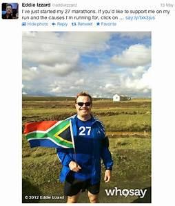 Eddie Izzard 'Intimidated' By Trip To Scotland To Urge ...