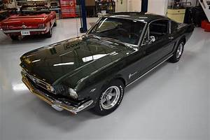 1966 Mustang Fastback Ivy Green - For Sale - MyRod.com