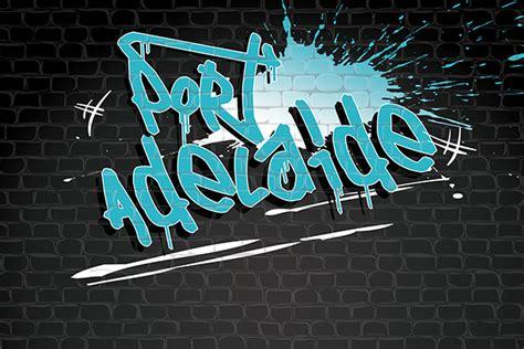 pro art graffiti port adelaide grfpopa